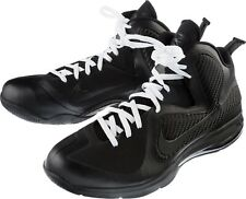 LeBron James Game Worn Shoes 2011-12 Nike Sneakers Heritage LOA Akron Shoe Tree