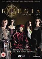 Borgia – Complete Season One [DVD][Region 2]