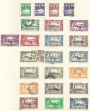SIERRA LEONE Collection on leaves with useful and high - 94794