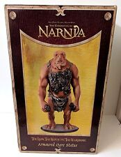 "The Chronicles Of Narnia Armored Ogre 13.5"" Statue Neca Reel Toys"