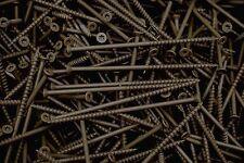 (100) Torx T25 Star Flat Head 10 x 5 Deck Screw ACQ Lumber Wood Type 17