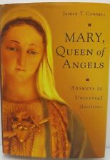 Mary Queen Of Angels Janice T Connell HB Dust Cover Catholic MJF Book 1999