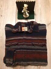 Ruff Hewn Multi Striped  Long Sleeve Shirt Sz M Cotton.. Minimal Wear