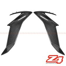 2018 GSX-S750 Z Front Side Mid Radiator Cover Panel Fairing Cowling Carbon Fiber