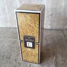 SIKKIM LANCOME Eau de Toilette 57 ml splash VINTAGE 1971 SEALED Pre-barcode
