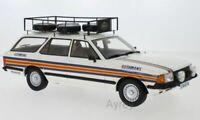 PREMIUM CLASSIXXS 30110 FORD GRANADA Estate 1981 Rothmans Rally Team model 1:18