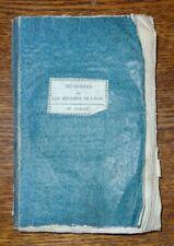 LYON DISCOURS MAGNEVAL JORDAN, de la Bourdonnaie, Cotton Sainneville 1818