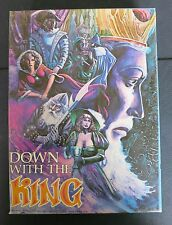 Down With The King (unpunched) Avalon Hill 8330