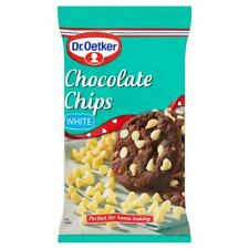 Dr Oetker White Chocolate Chips 100g