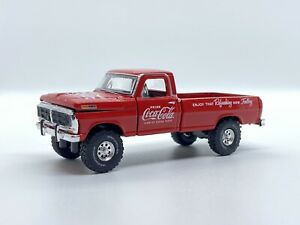 M2 MACHINES '72 FORD F250 TRUCK 4X4 W/ RUBBER WHEELS 1 OF 7400