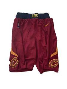 Cleveland Cavaliers Cavs Swingman NBA Basketball Shorts Red Sz Large (50) NWT