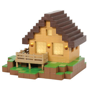 Department 56 Minecraft Village House Lit Building 6.375 Inch