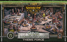 Cryx Slaughter Fleet Raiders Theme Force PIP34139 Privateer Press Warmachine