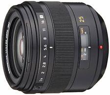 Panasonic Single Focus Lens Four Thirds Leica D Summilux 25Mm / F1.4 Asph. L-X02