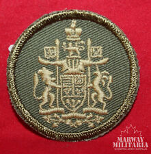 General List Officer's Boonie Cap Badge (inv12939)