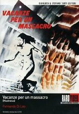 VACANZE PER UN MASSACRO - MADNESS  DVD THRILLER
