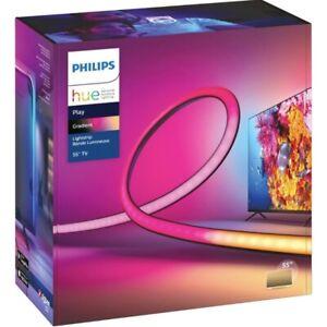 """Philips Hue Play Gradient Lightstrip for 55"""" TV, LED Backlight Light Strip"""