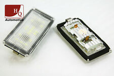 BMW E65 E66 7 Series License Licence Number Plate LED Lamp Light Module