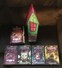 Invader Zim Series New & House (no Figure) DVD Oop
