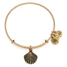Shell Brass Fashion Bangles