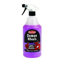 1L Demon Wheels Fast Wheel Cleaner 1 Litre Plastic Alloy Rims - Carplan CDE101