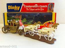 Dinky Toys - 111 - Cinderella's Coach (Carrosse de Cendrillon) années 70