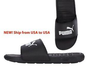 PUMA Mens's Man Slipper Slide Adult Sandal Sliper Flip Flop Beach Arch SALE NEW