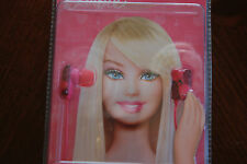 Earbuds Barbie Fashion  Compatible with ALL iPod/iPhones/iPad- MP3/MP4 NEW
