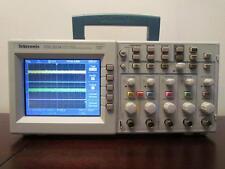 Tektronix TDS2014 100MHz 4 Channel 1 GS/s Digital Color Oscilloscope - Cal'd