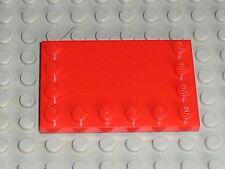 LEGO Red Tile ref 6180 / Set 7898 7191 8157 8674 10151 8654 5541 5804 5808 8184