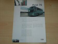 23284) VDL Bova Axial 70 Bus Prospekt 2005