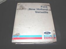 Ford New Holland 455c 555c 655c Tractor Loader Backhoe Service Repair Manual