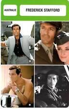 FICHE CINEMA :  FREDERICK STAFFORD -  Australie (Biographie/Filmographie)