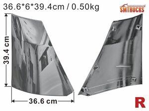 HINO 300 HINO 195 HINO 155 Corner Panel TRUCK 2013 RIGHT SIDE Chrome 8.5T FlatBN