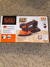Black & Decker 20V Mouse Sander Bare BDCMS20B New
