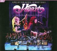 HEART: LIVE AT THE ROYAL ALBERT HALL - WITH THE ROYAL PHILHARMONIC ORCHESTRA NEW