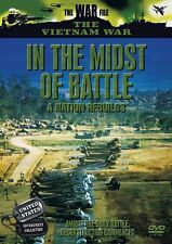 DVD:WARFILE - IN THE MIDST OF BATTLE - NEW Region 2 UK