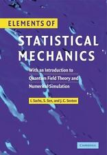 Elements of Statistical Mechanics: With an Introduction to Quantum Field Theory