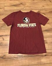 Florida State Seminoles Boys  Short Sleeve Champion T shirt Size  Large ~ *WOW*