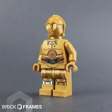 Lego Star Wars - C-3PO Minifigure  - BRAND NEW - 75136 75173 75159