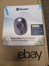 SWANN 4K COLOR Pro-Series Indoor/Outdoor Wired Surveillance Camera SWPRO- 4KWLB