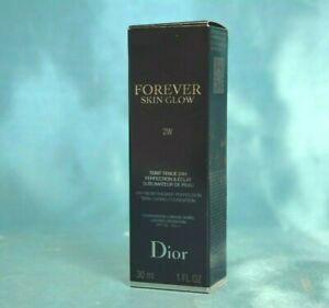 DIOR Forever Skin Glow 2W Warm / Glow 24H SPF 35 PA++ 30 ml NEU mit Rechnung