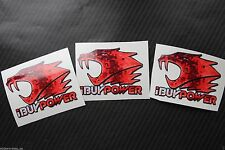 X3 iBuyPower Katowice 2014 stickers from CSGO in real life MLG Counter Strike CS