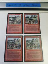 4x Dwarven Catapult | Fallen Empires | MTG Magic The Gathering Cards