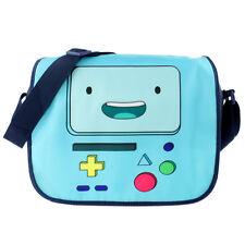 Adventure Time BMO Beemo Finn and Jake Shoulder Bag Schoolbags Messenger Bag