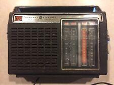 Vintage GE GENERAL ELECTRIC Sound TV AM/FM Radio Model 7-2930C