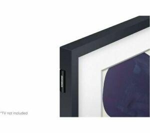 """SAMSUNG 32"""" Interchangeable TV Customisable Frame Bezel Black Plastic 👌"""