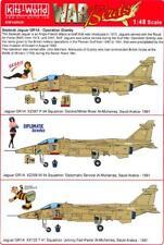 Kits World Decals 1/48 SEPECAT JAGUAR GR1A Operation Granby