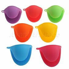 Durable Kitchen Dishes Oven Cooking Baking Glove Pot Mitt Tool Holder Non-slip