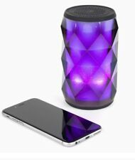 More details for bluetooth speakers light up compatible with iphone and android